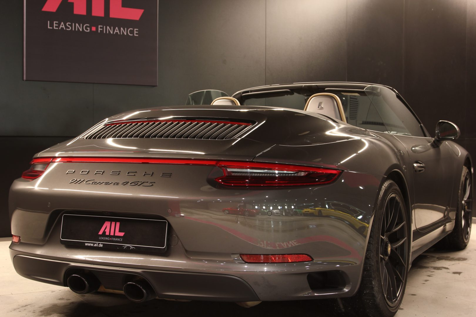 AIL Porsche 991 4 GTS LED BOSE 6