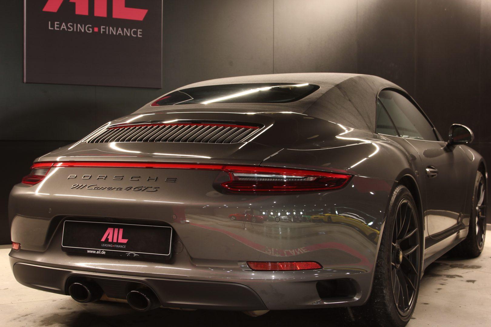 AIL Porsche 991 4 GTS LED BOSE 7