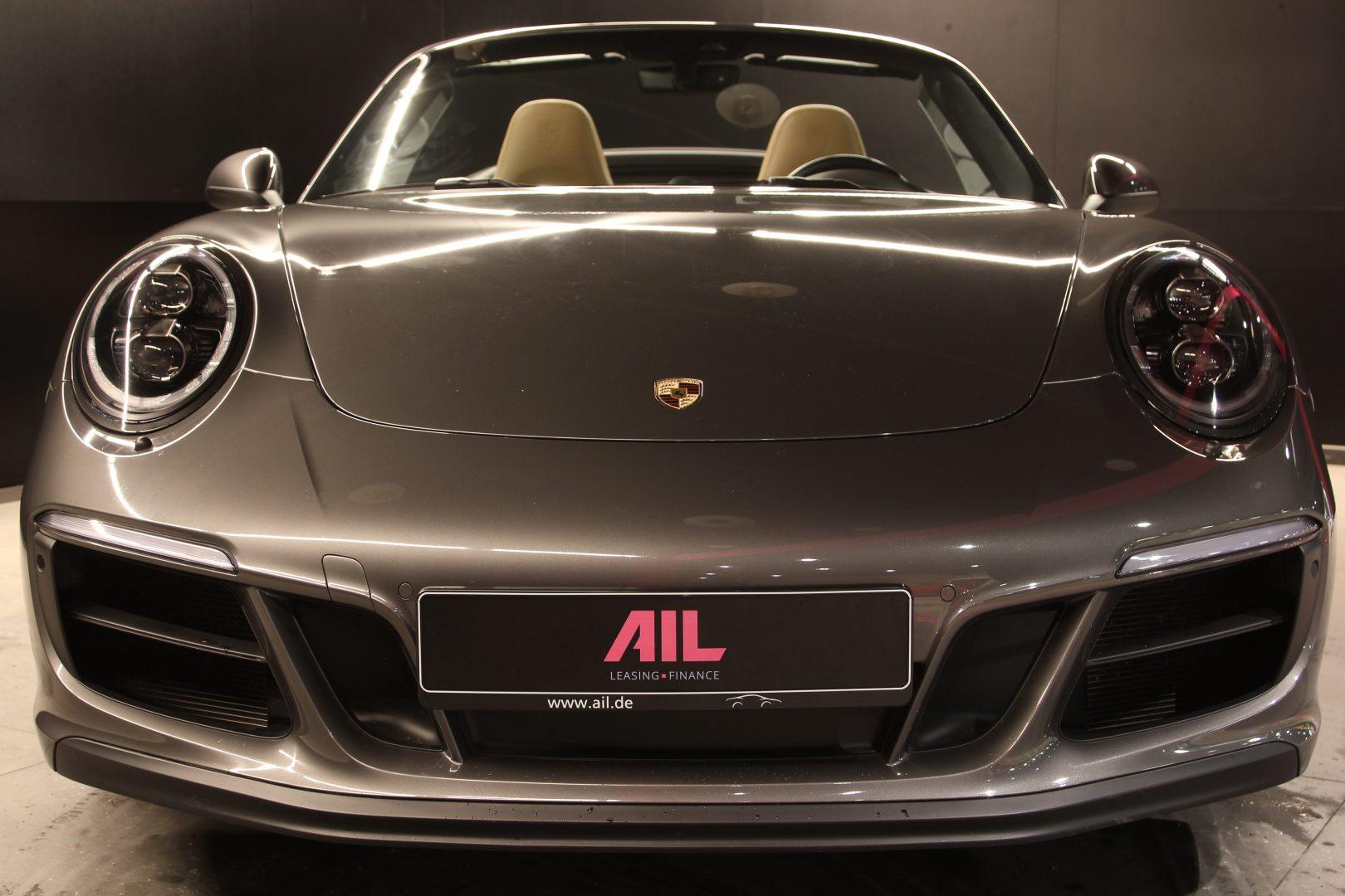 AIL Porsche 991 4 GTS LED BOSE 1