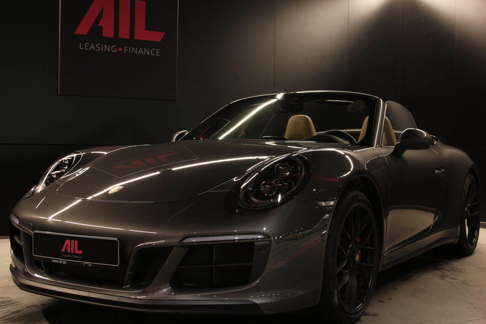 AIL Porsche 991 4 GTS LED BOSE 2