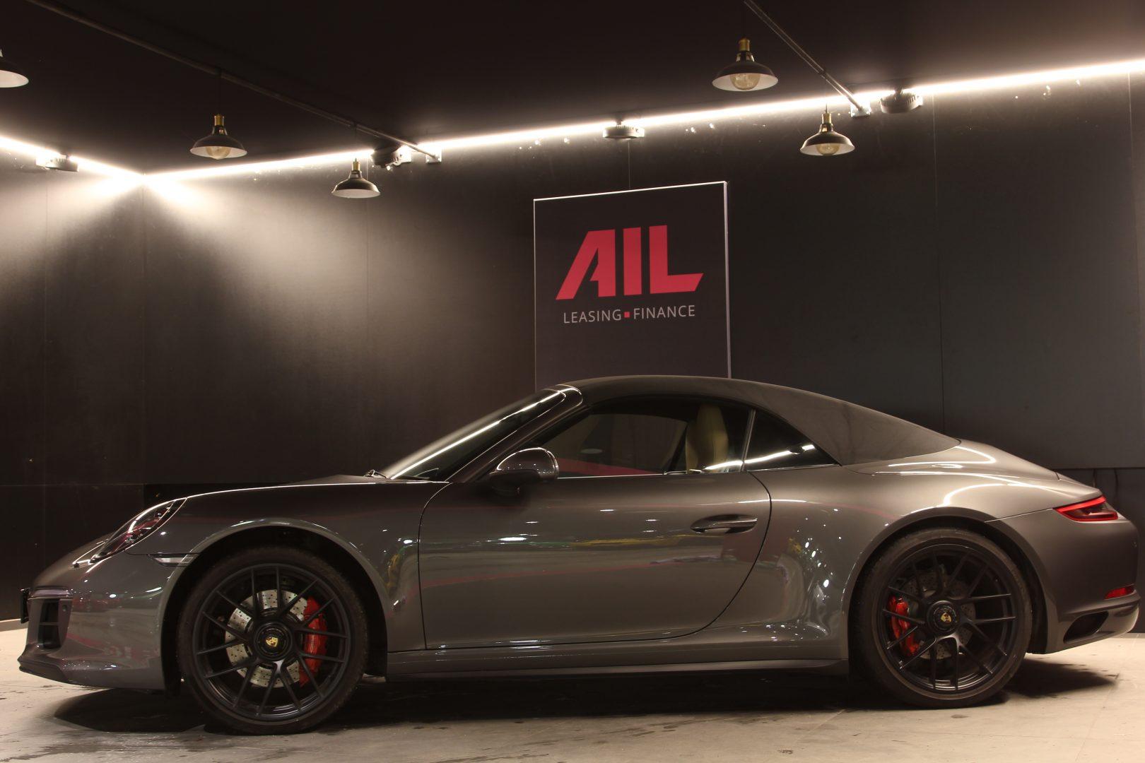 AIL Porsche 991 4 GTS LED BOSE 3