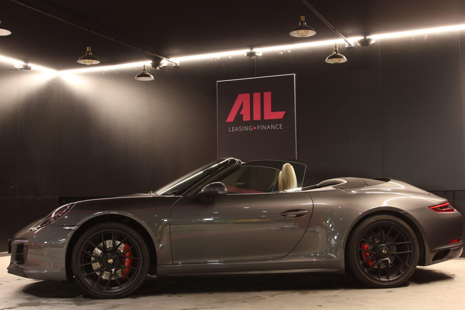 AIL Porsche 991 4 GTS LED BOSE 4