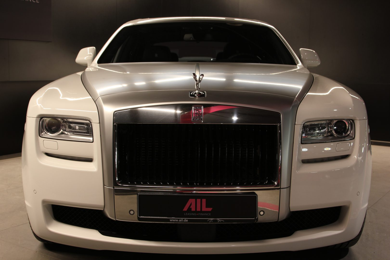 AIL Rolls Royce Ghost Alpine Trial 1
