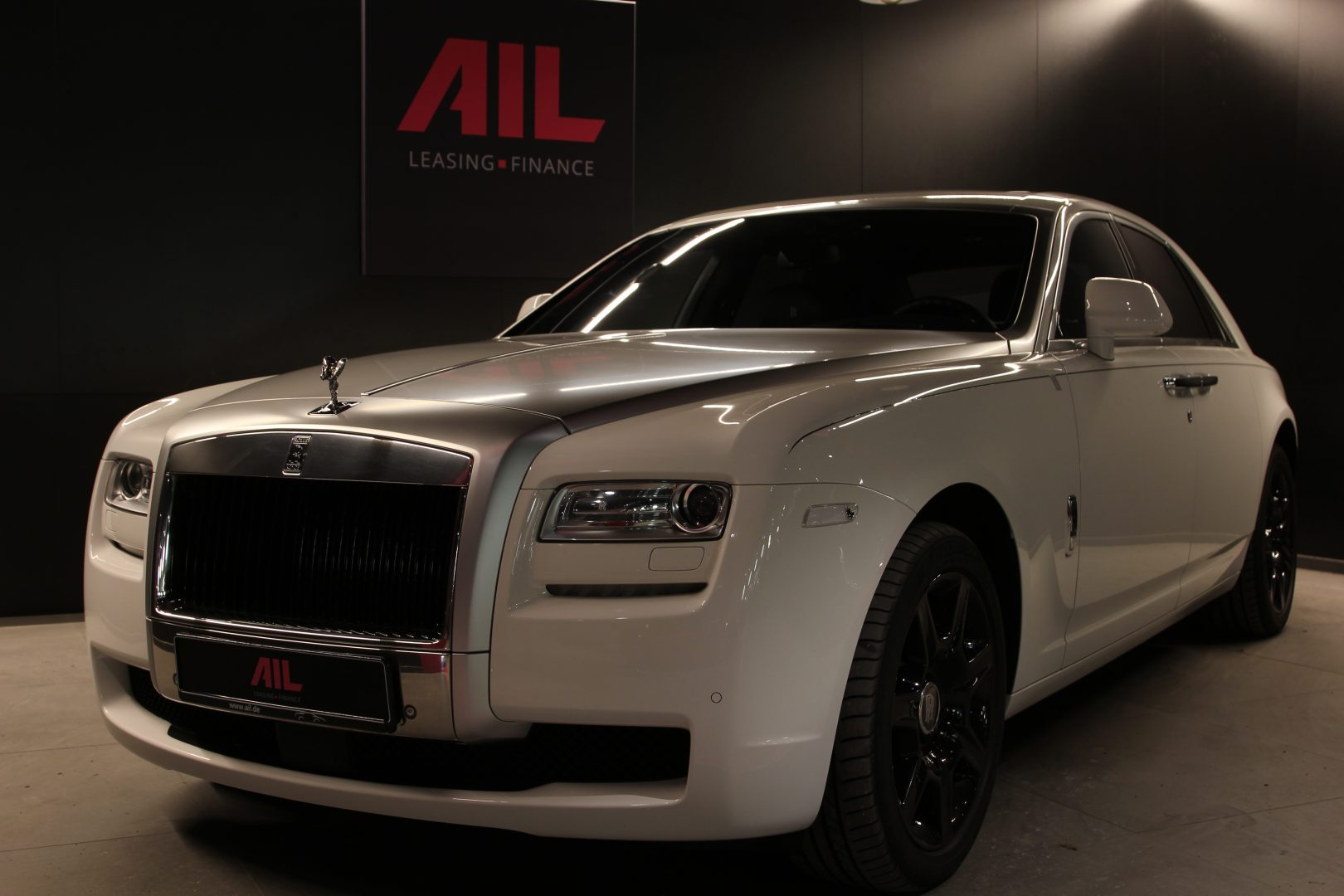 AIL Rolls Royce Ghost Alpine Trial 4