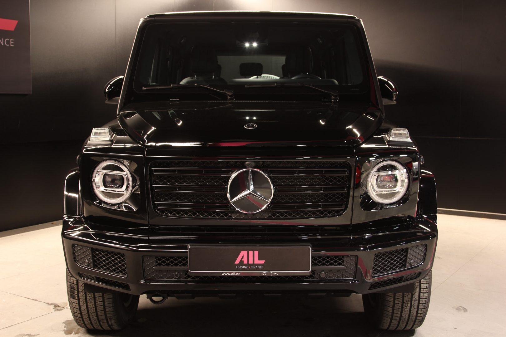 AIL Mercedes-Benz G 500 Burmester LED  3