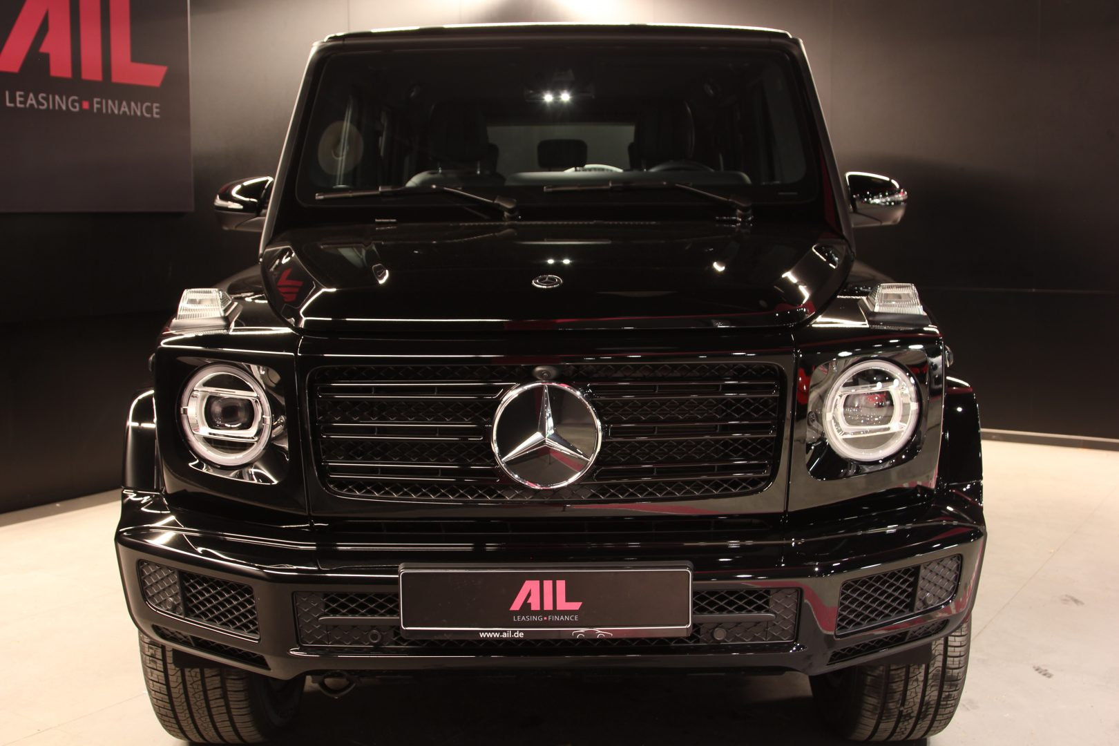 AIL Mercedes-Benz G 500 Burmester LED  8