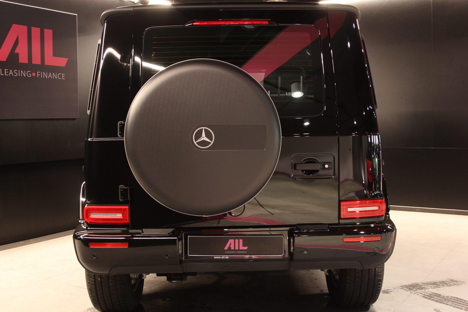 AIL Mercedes-Benz G 500 Burmester LED  12