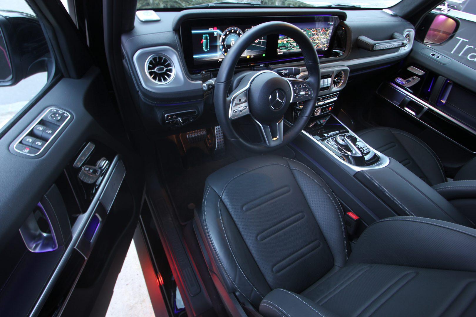 AIL Mercedes-Benz G 500 Burmester LED  11