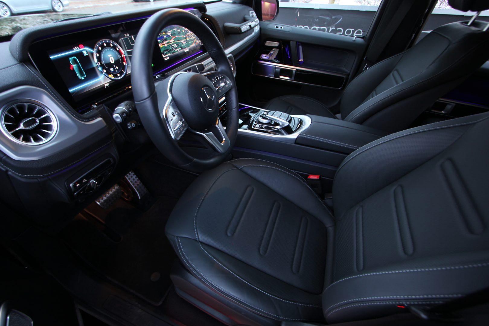 AIL Mercedes-Benz G 500 Burmester LED  7