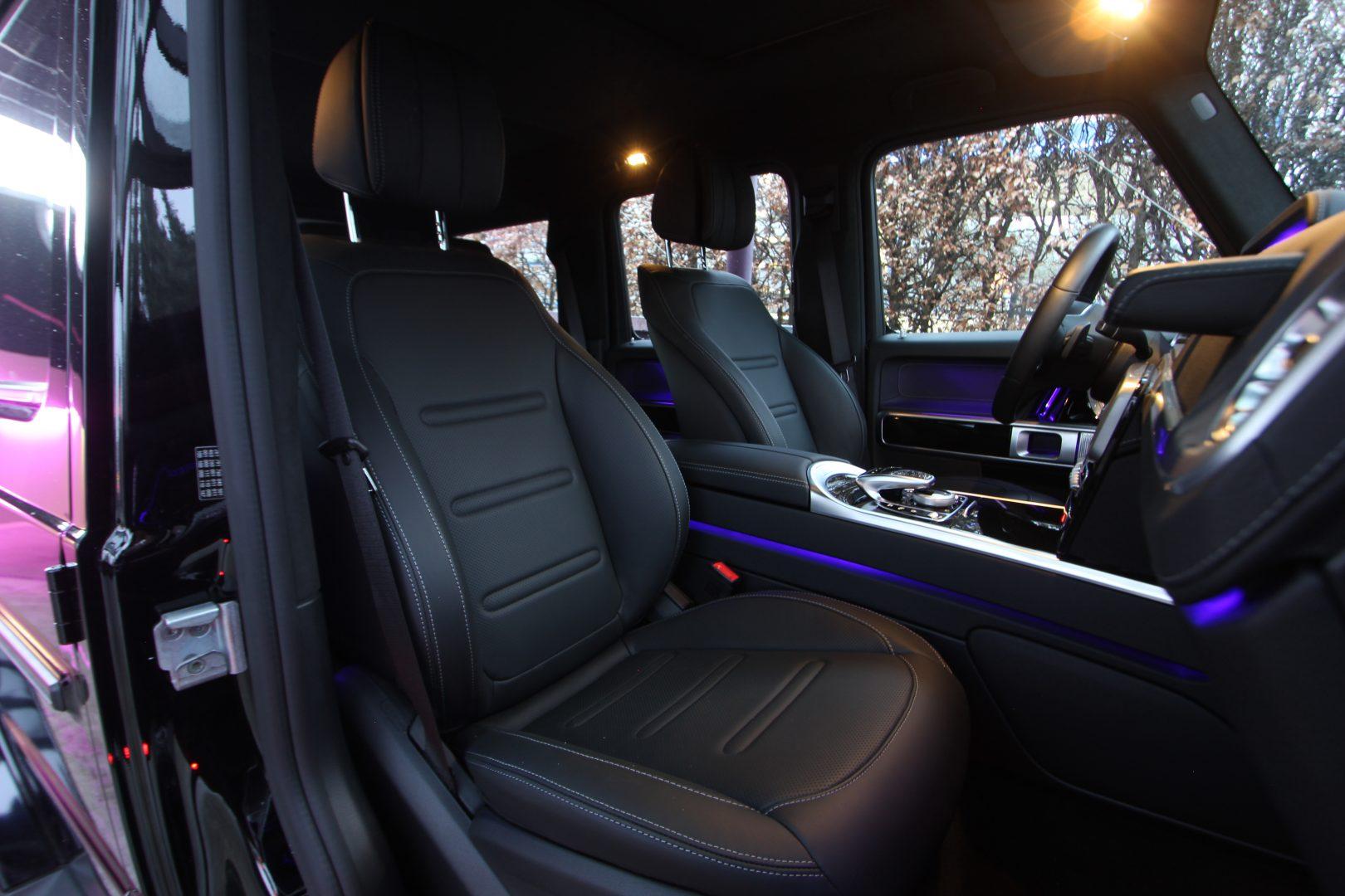 AIL Mercedes-Benz G 500 Burmester LED  17