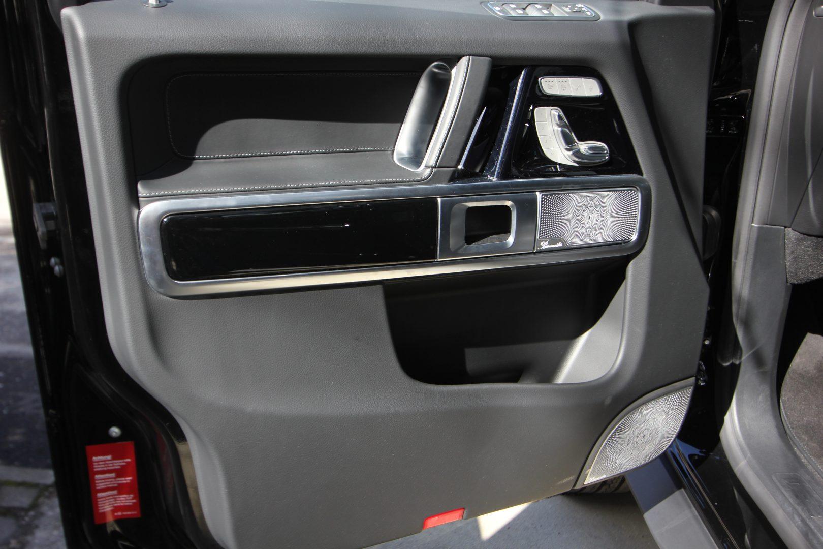 AIL Mercedes-Benz G 500 Burmester LED  15