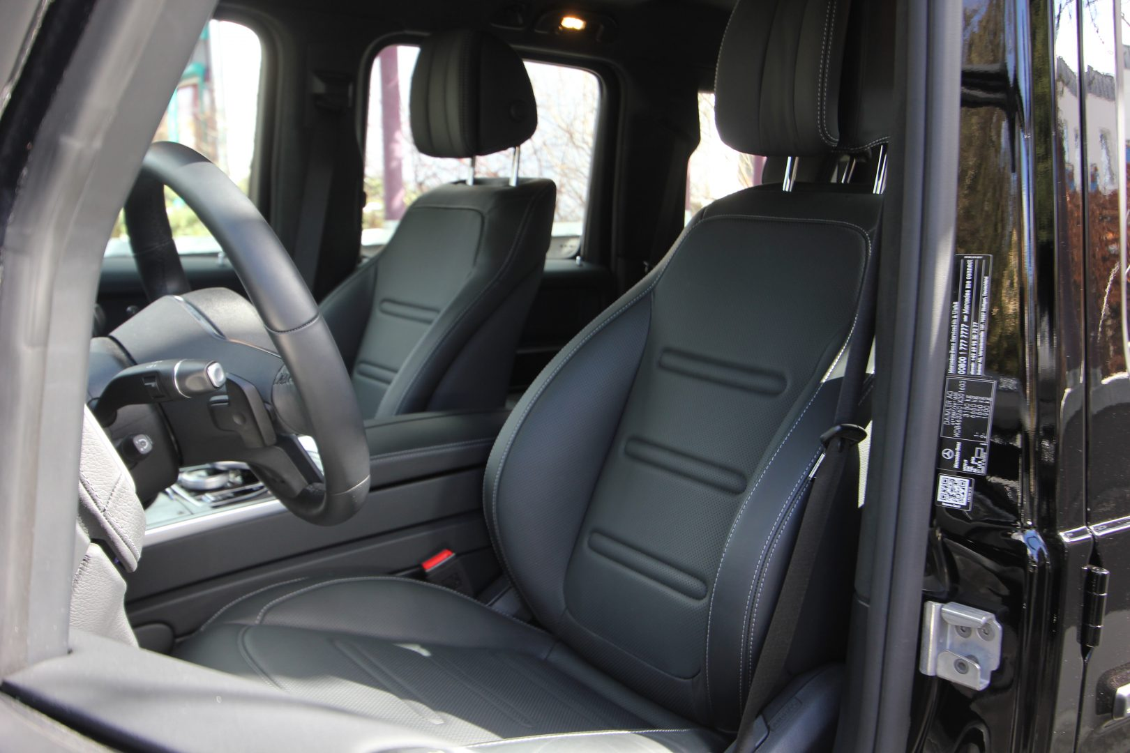 AIL Mercedes-Benz G 500 Burmester LED  4