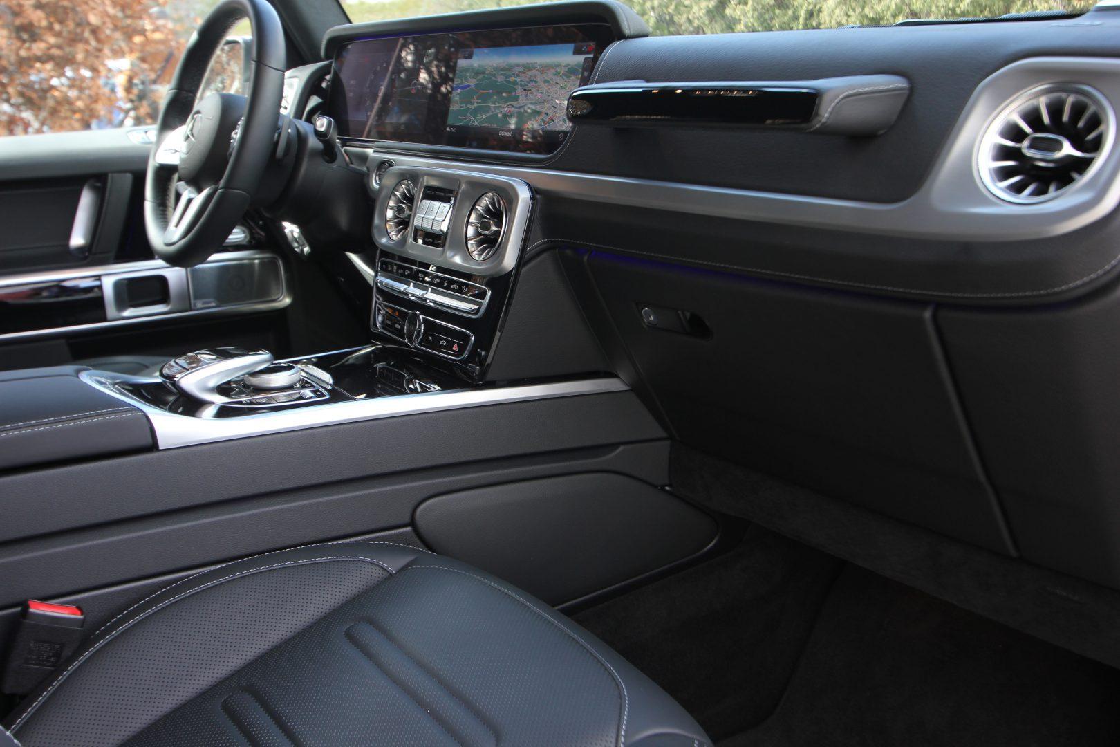 AIL Mercedes-Benz G 500 Burmester LED  16