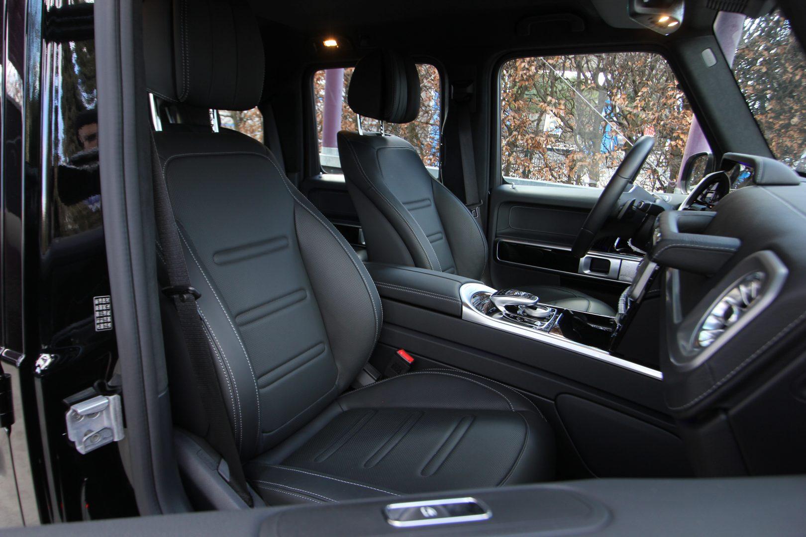 AIL Mercedes-Benz G 500 Burmester LED  1