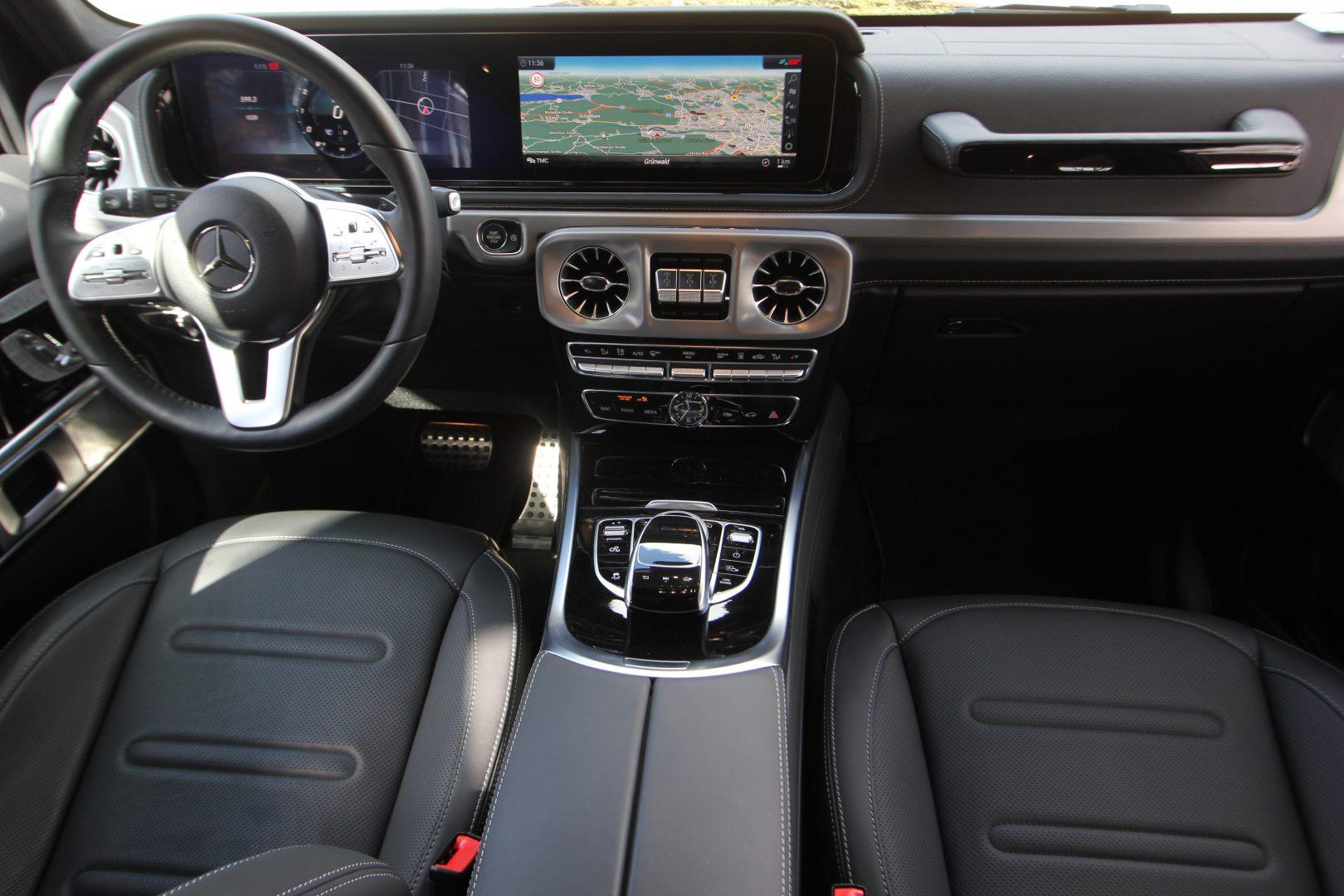 AIL Mercedes-Benz G 500 Burmester LED  2