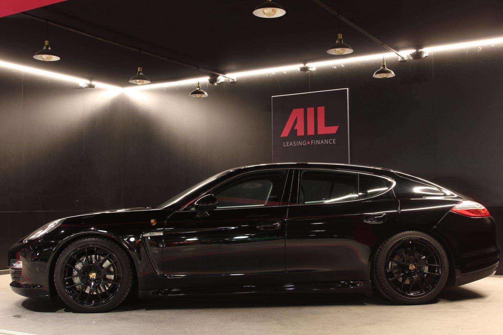 AIL Porsche Panamera S  9
