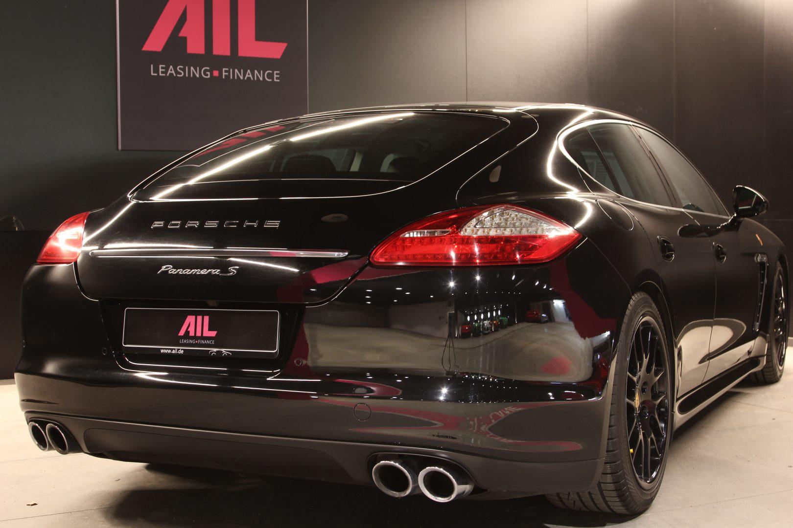 AIL Porsche Panamera S  3