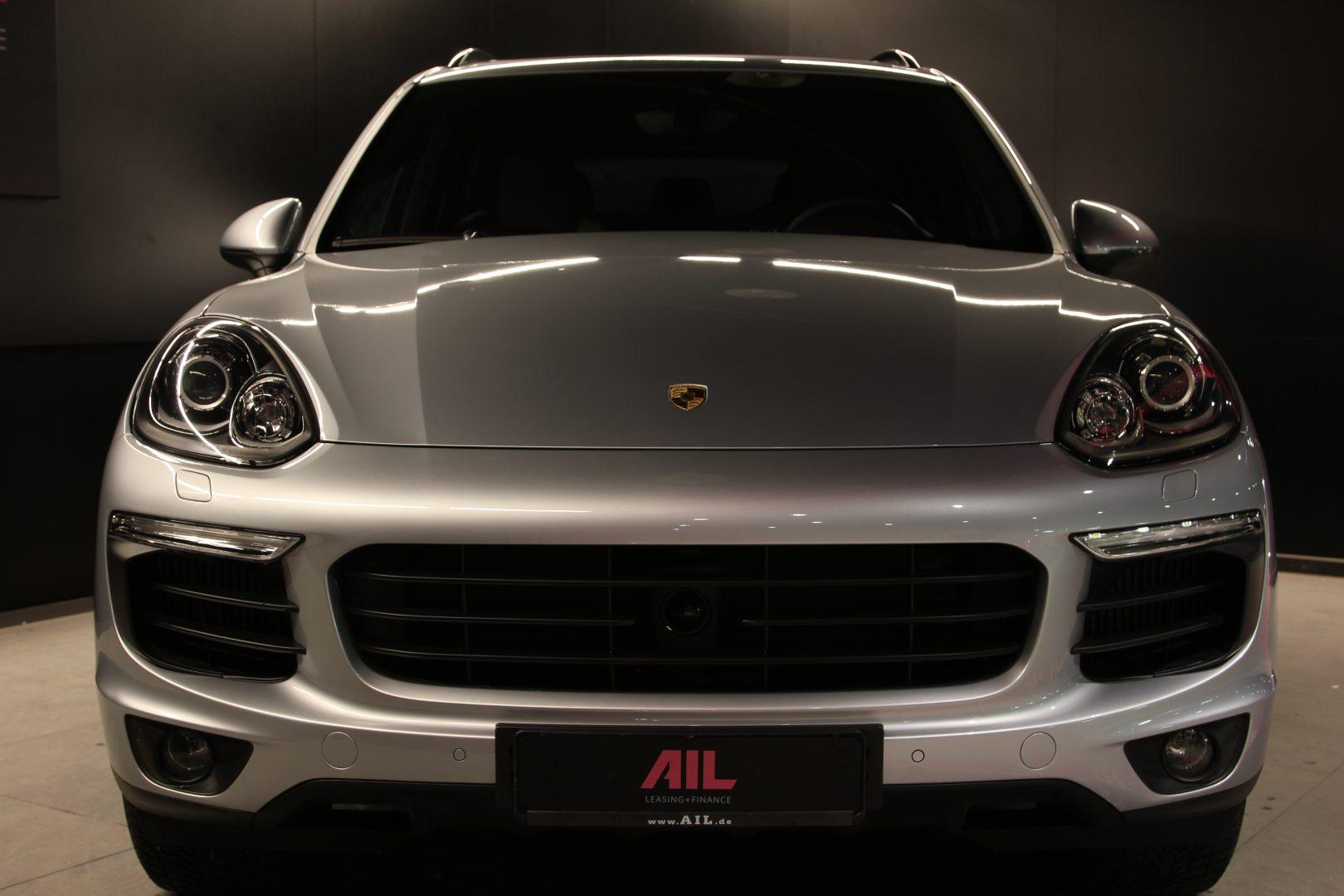 AIL Porsche Cayenne Diesel  6
