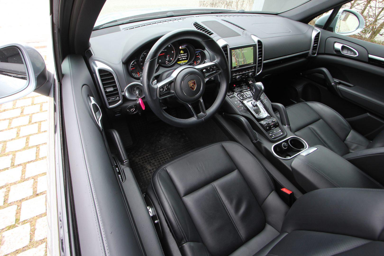 AIL Porsche Cayenne Diesel  5