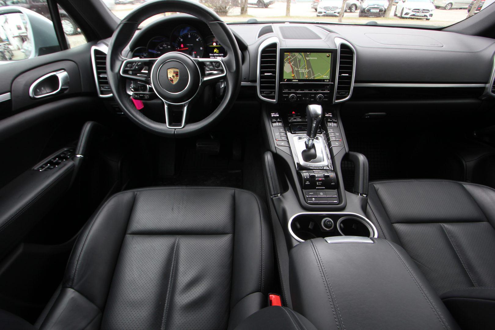 AIL Porsche Cayenne Diesel  1