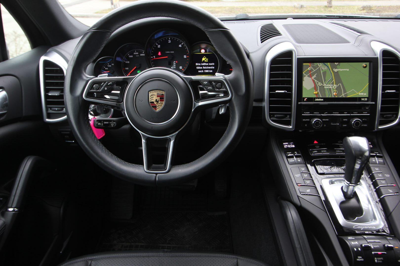 AIL Porsche Cayenne Diesel  11