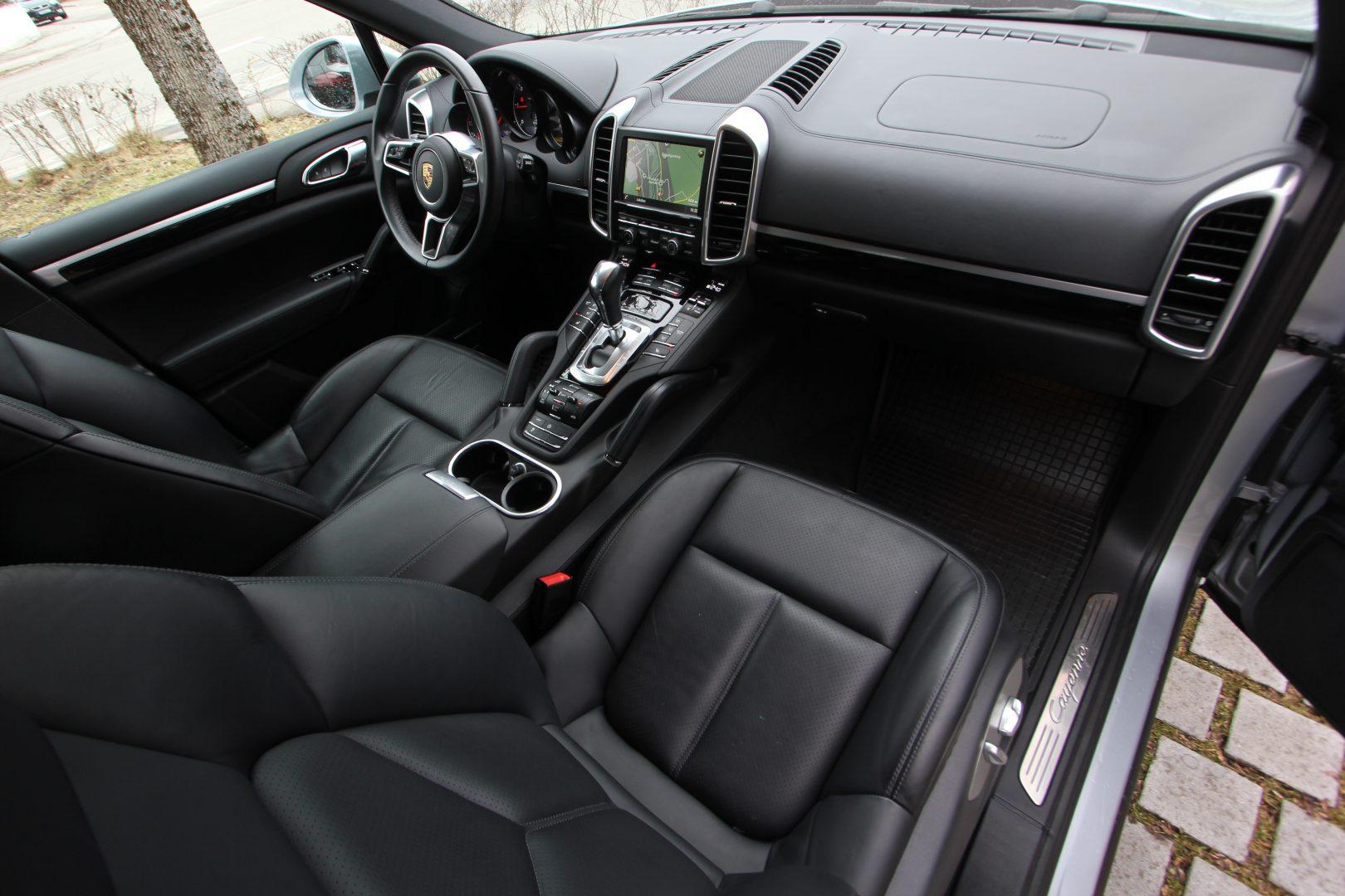 AIL Porsche Cayenne Diesel  2