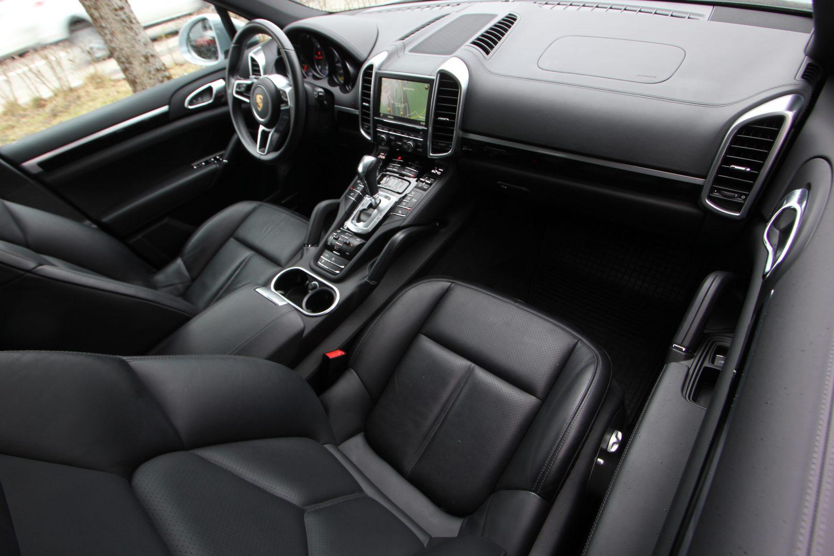 AIL Porsche Cayenne Diesel  4
