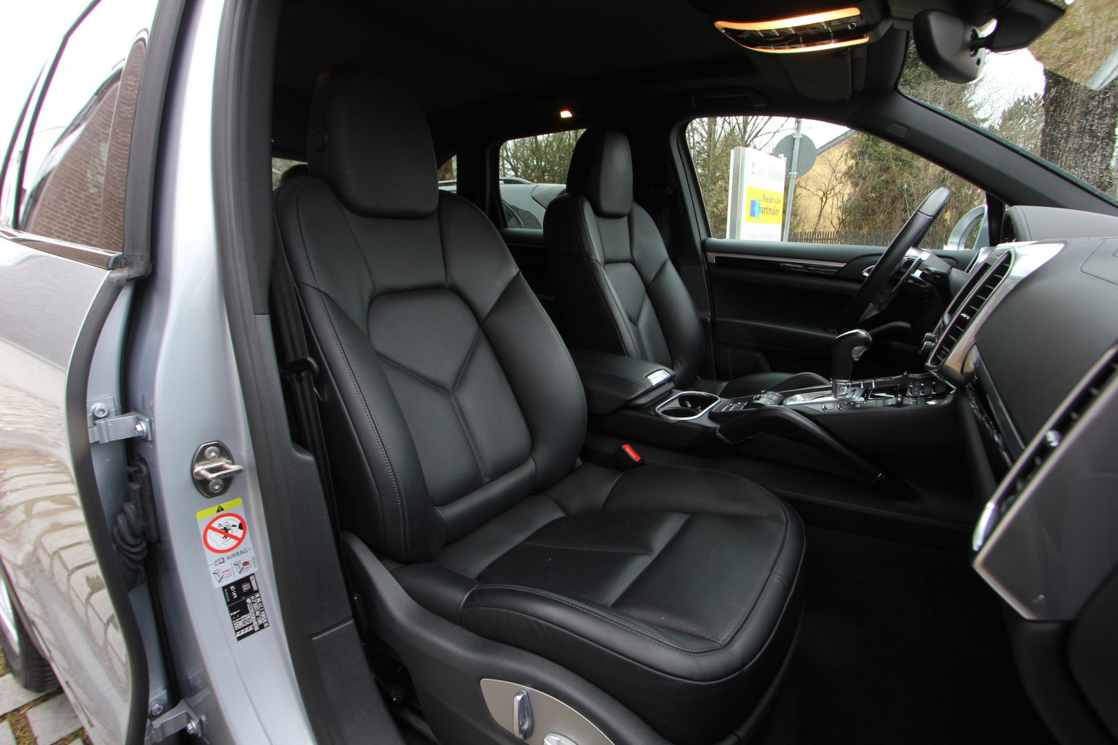 AIL Porsche Cayenne Diesel  9