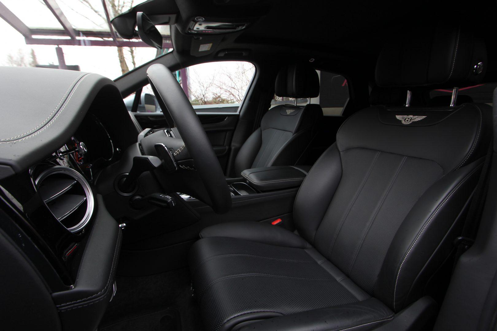 AIL Bentley Bentayga W12 7