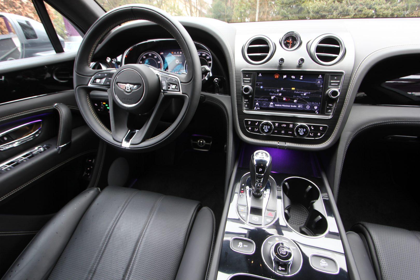 AIL Bentley Bentayga W12 11