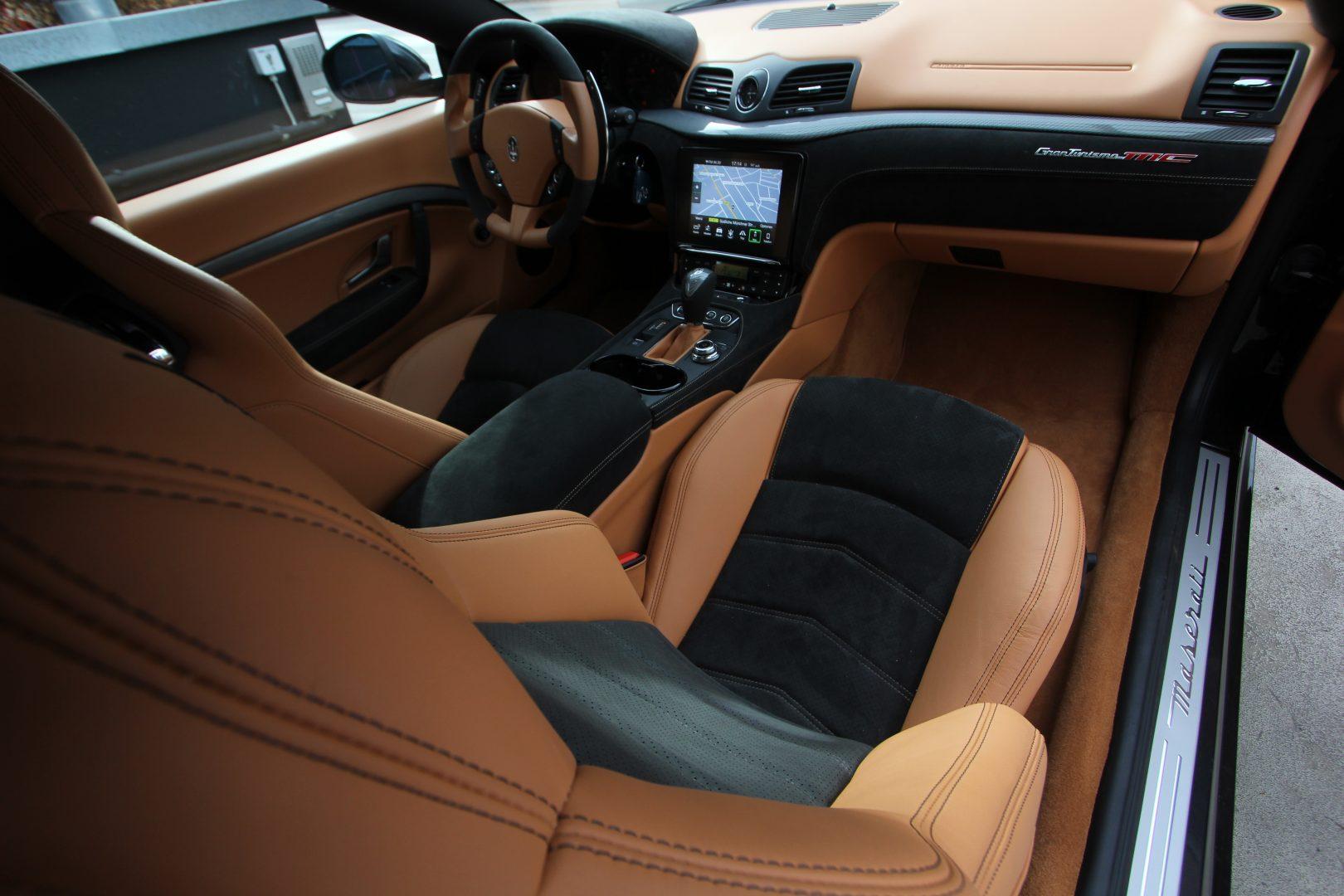 AIL Maserati Granturismo MC 10