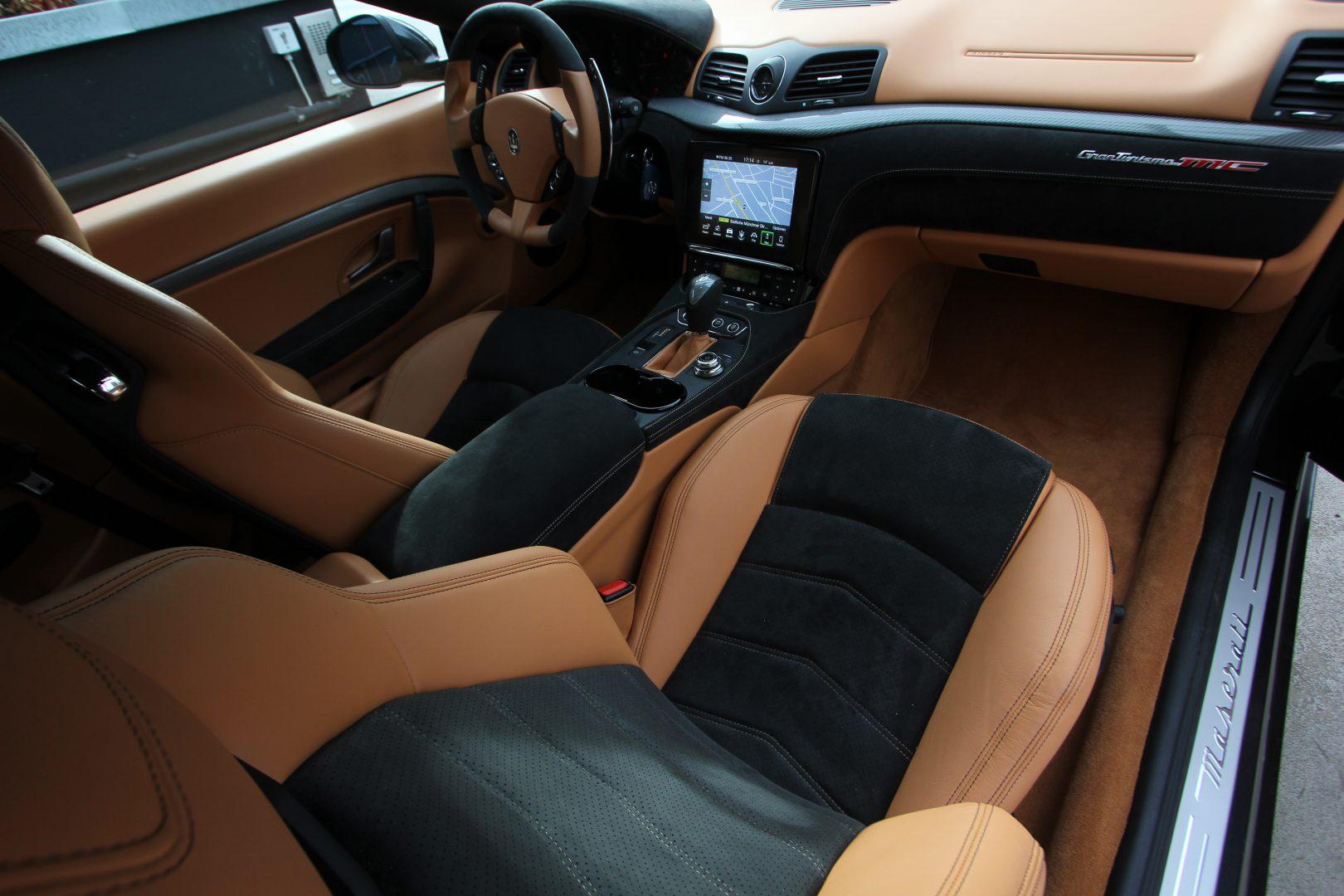 AIL Maserati Granturismo MC 8
