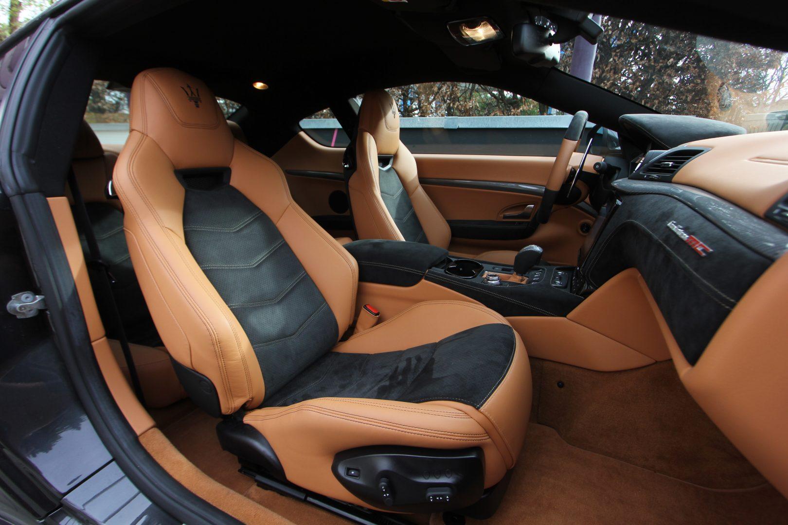 AIL Maserati Granturismo MC 6