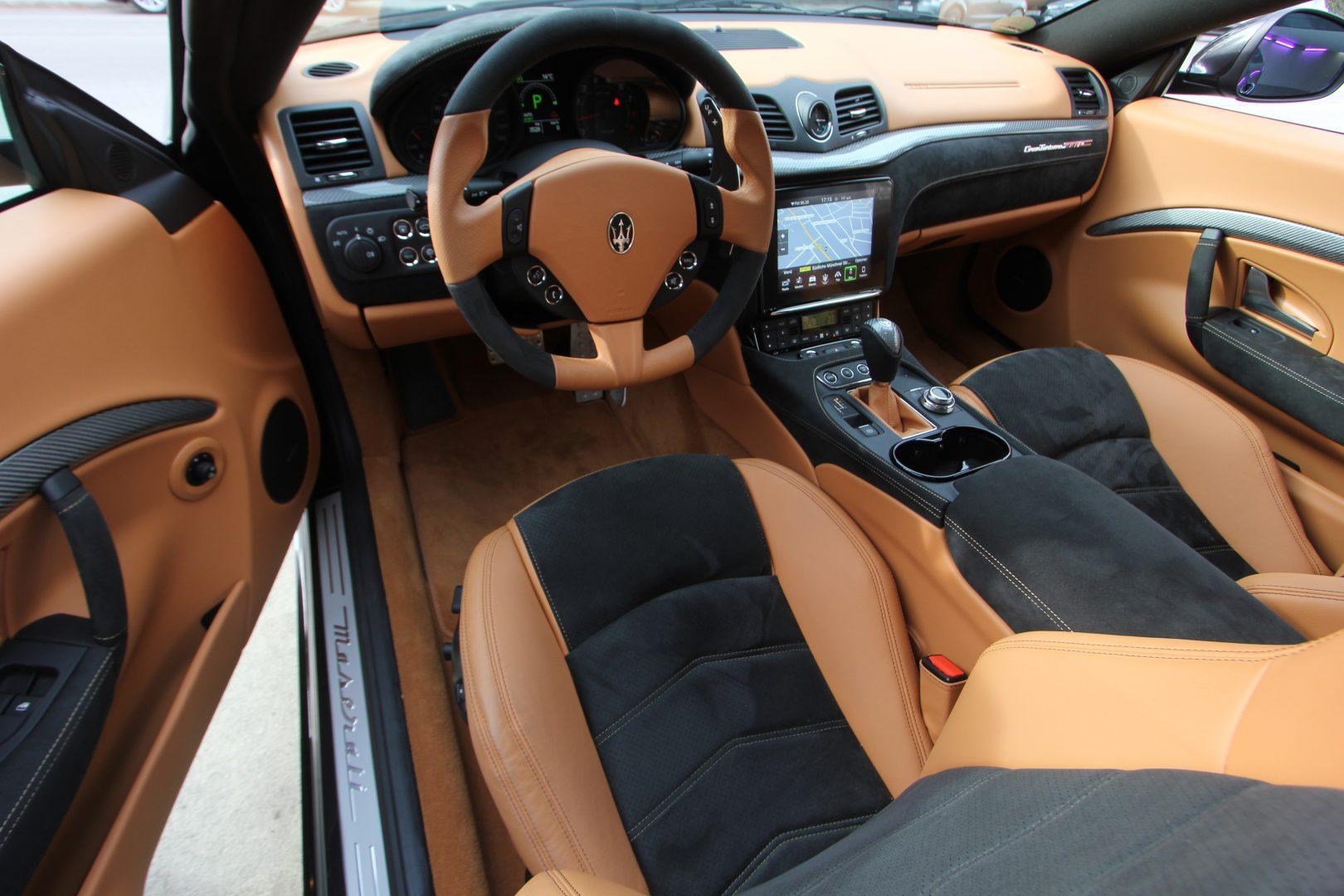 AIL Maserati Granturismo MC 4