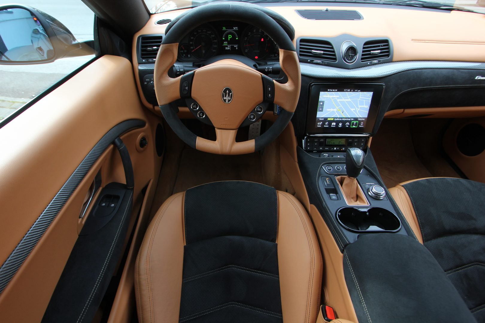 AIL Maserati Granturismo MC 1