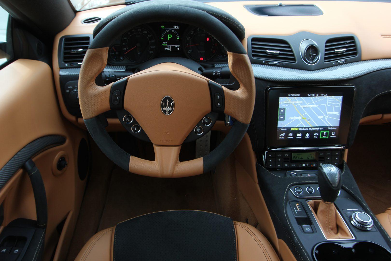 AIL Maserati Granturismo MC 11