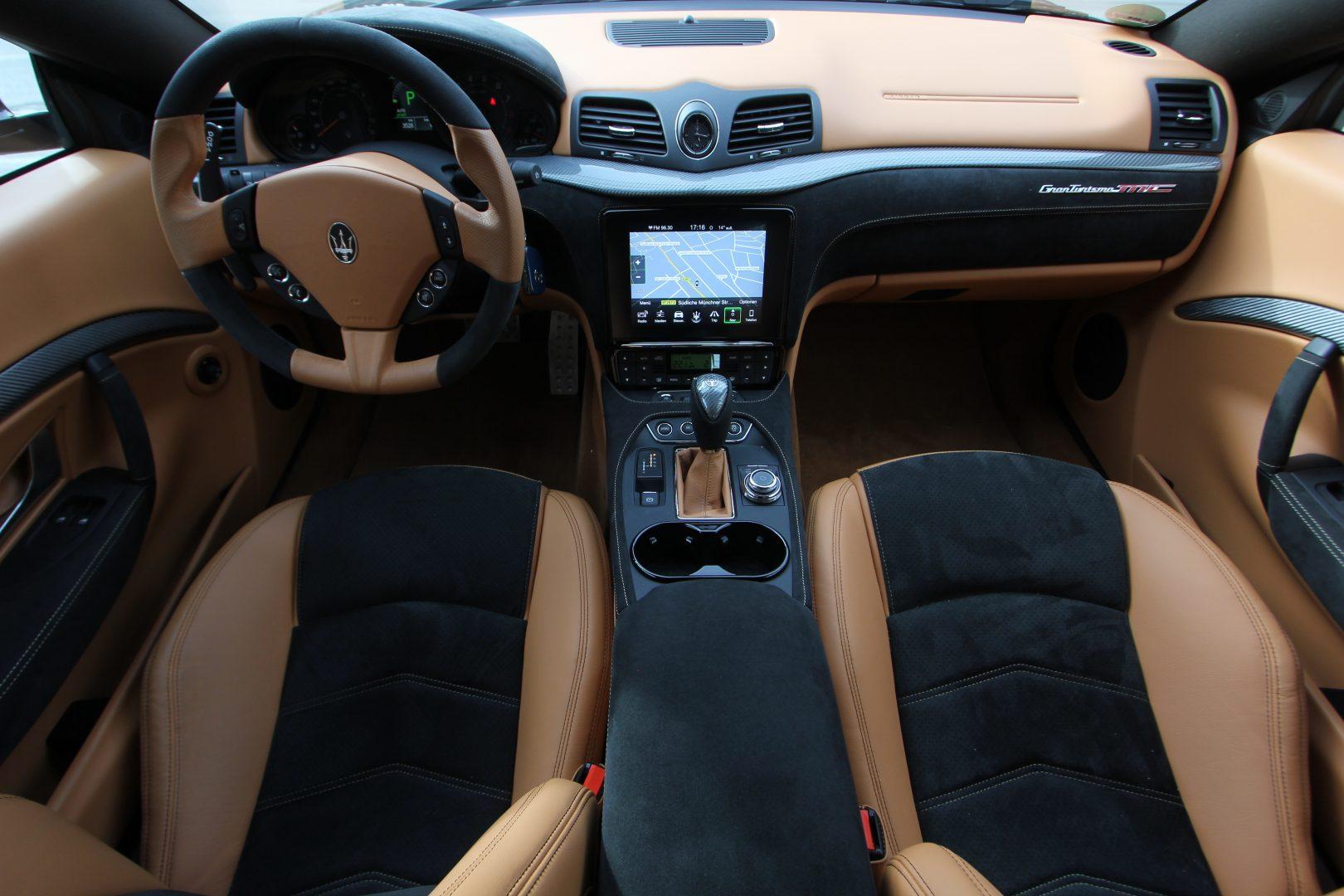 AIL Maserati Granturismo MC 15