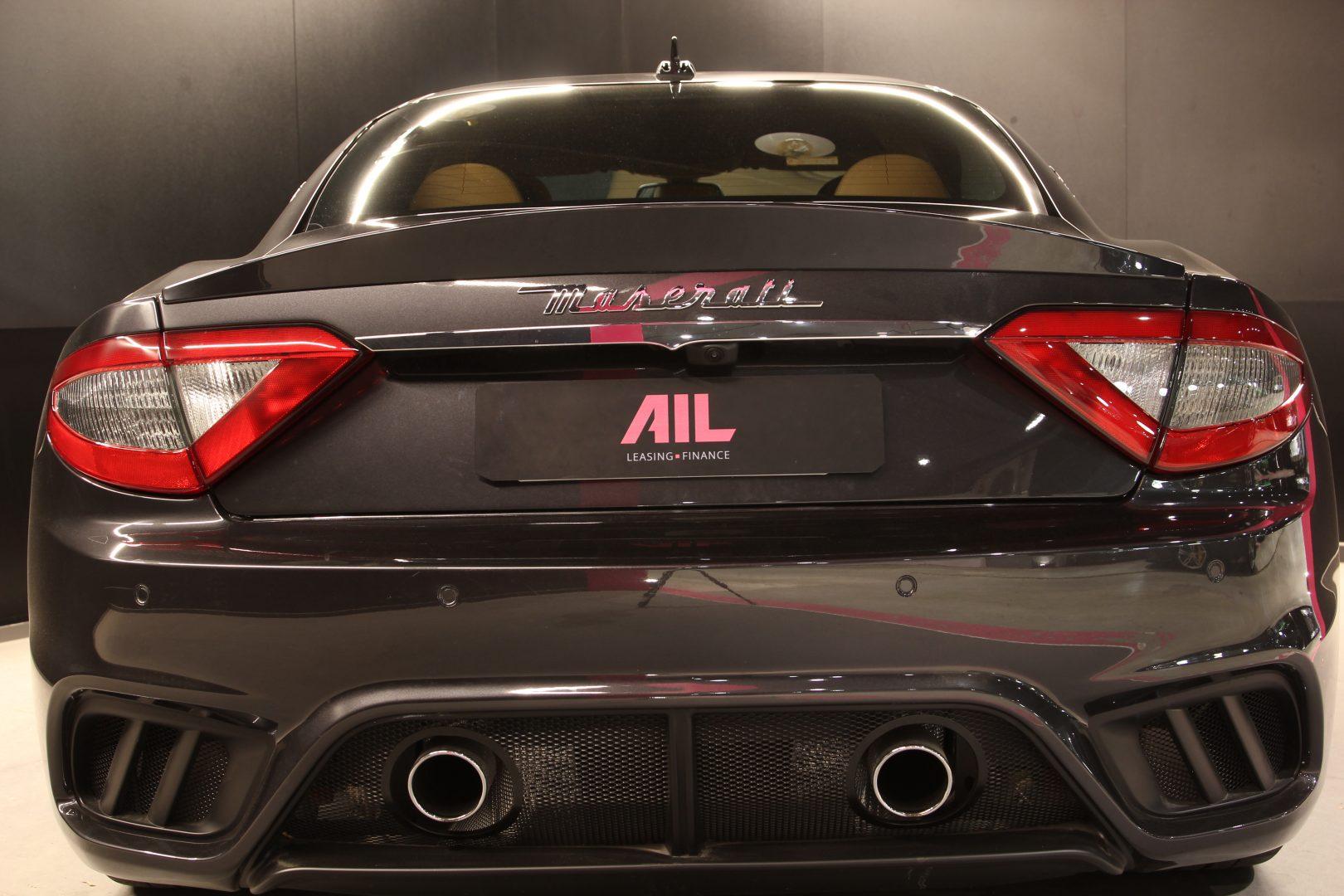 AIL Maserati Granturismo MC 2