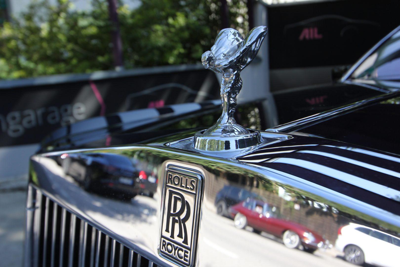 AIL Rolls Royce Phantom  2
