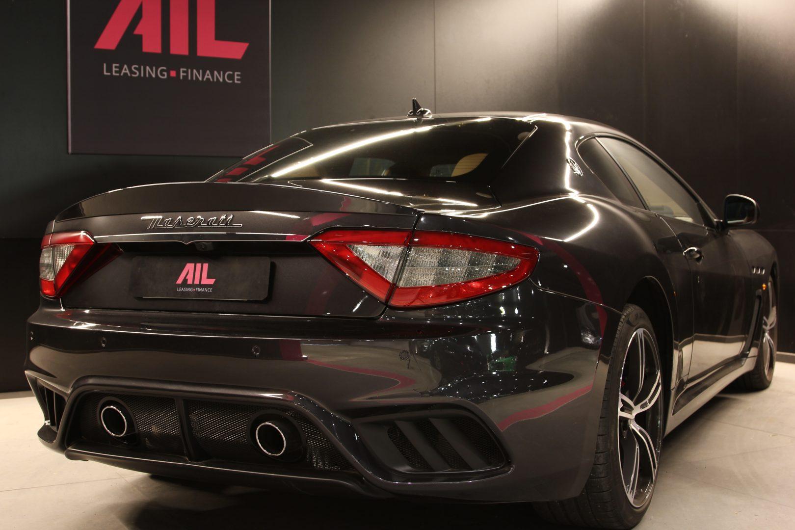 AIL Maserati Granturismo MC 5