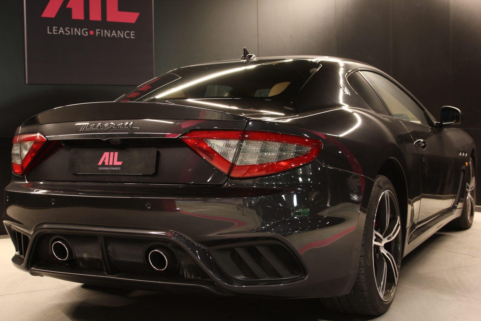 AIL Maserati Granturismo MC 7