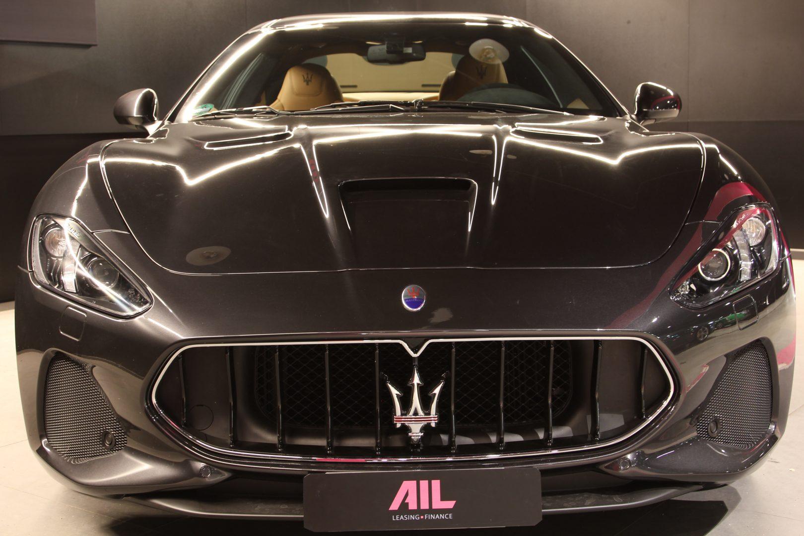 AIL Maserati Granturismo MC 9