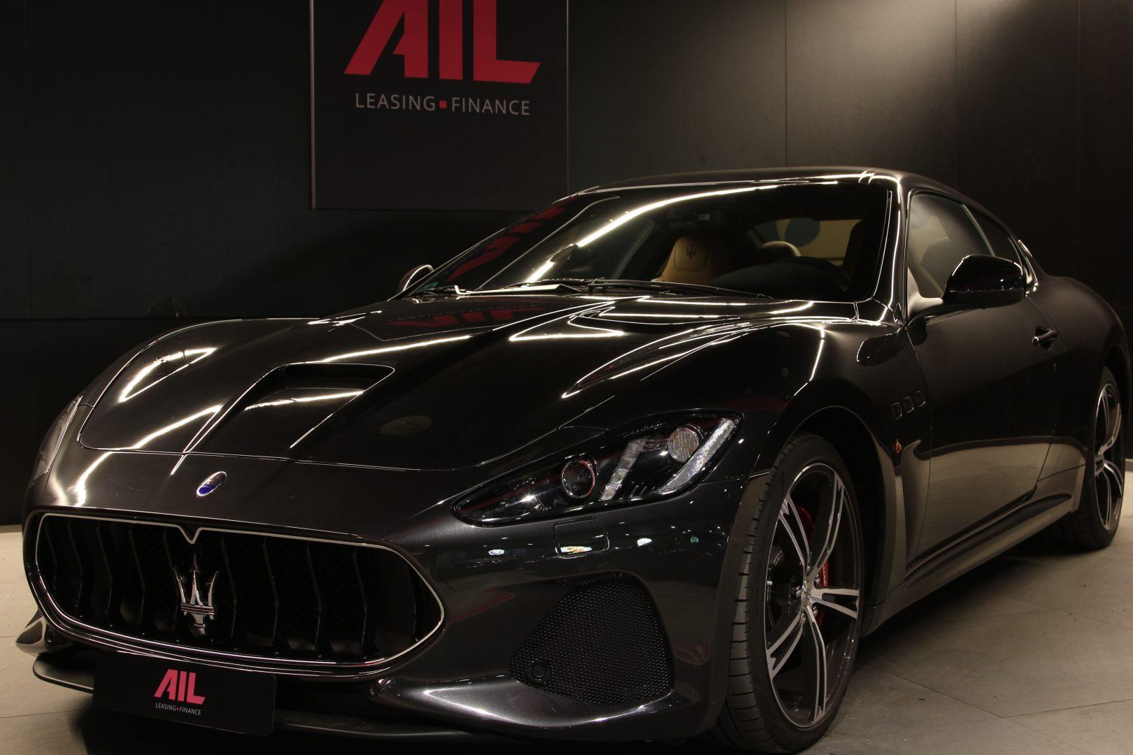 AIL Maserati Granturismo MC 12