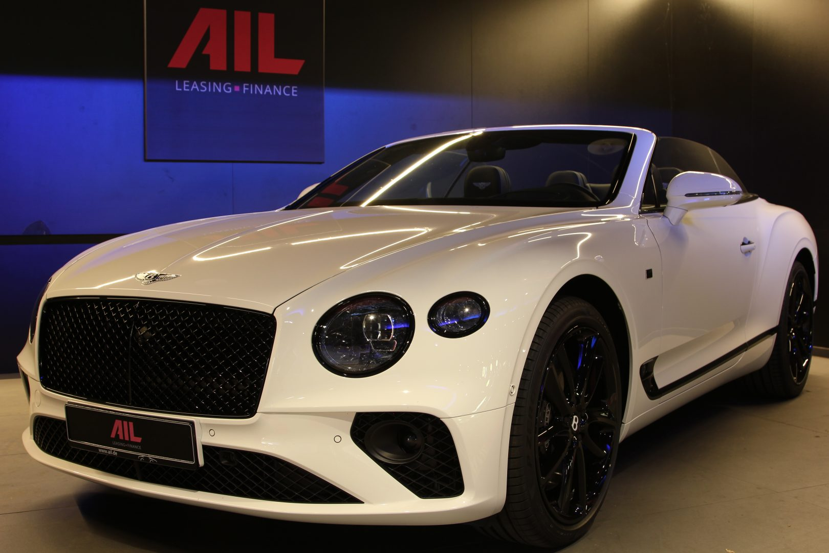 AIL Bentley Continental GTC First Edition Convertible W12 2