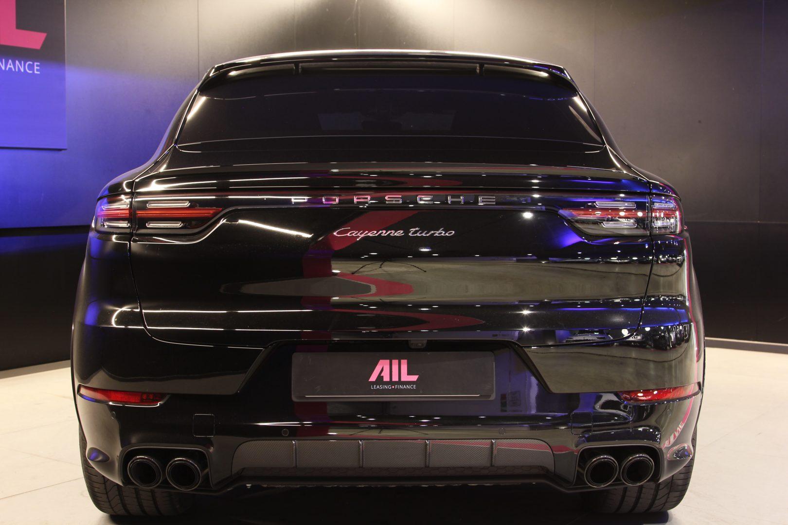 AIL Porsche Cayenne Turbo Coupe LED Matrix  Carbon 3