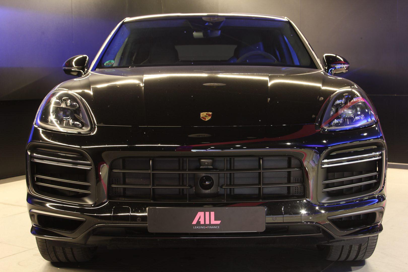AIL Porsche Cayenne Turbo Coupe LED Matrix  Carbon 12