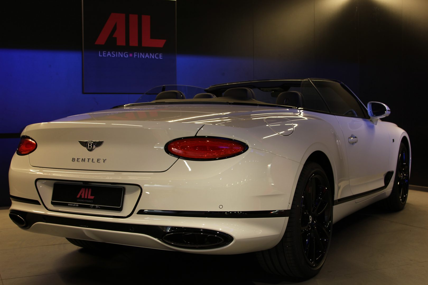 AIL Bentley Continental GTC First Edition Convertible W12 12