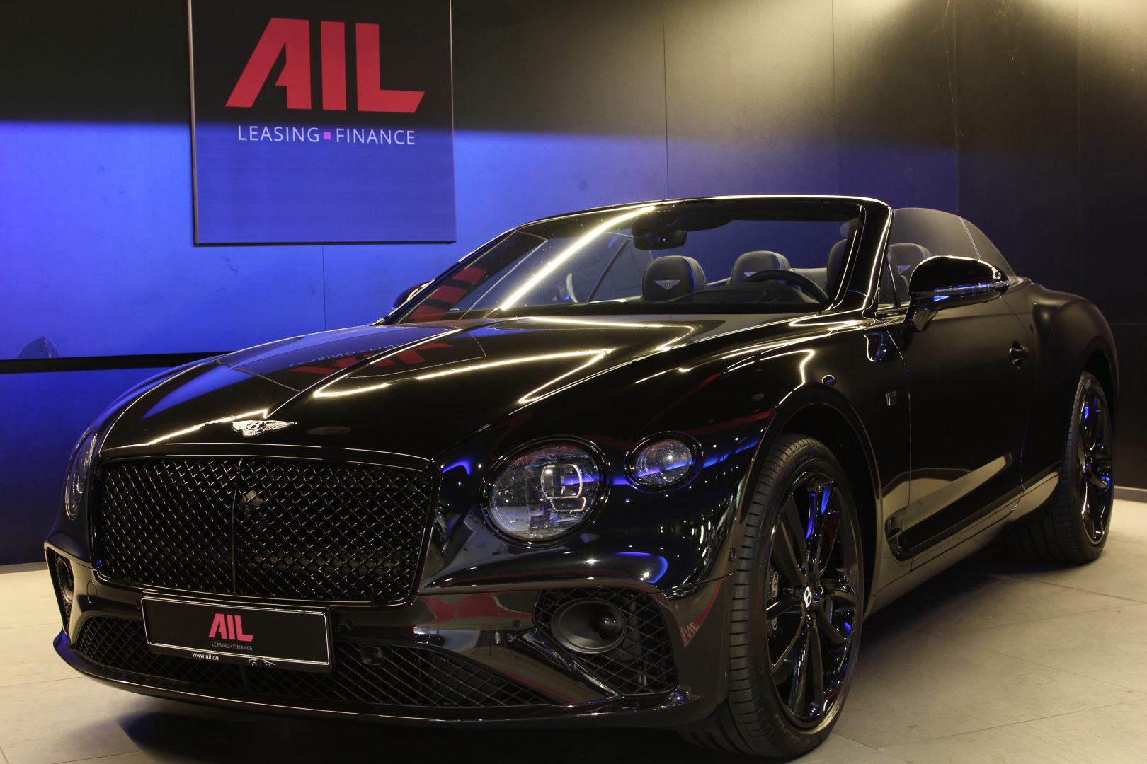 AIL Bentley Continental GTC First Edition Convertible W12 5