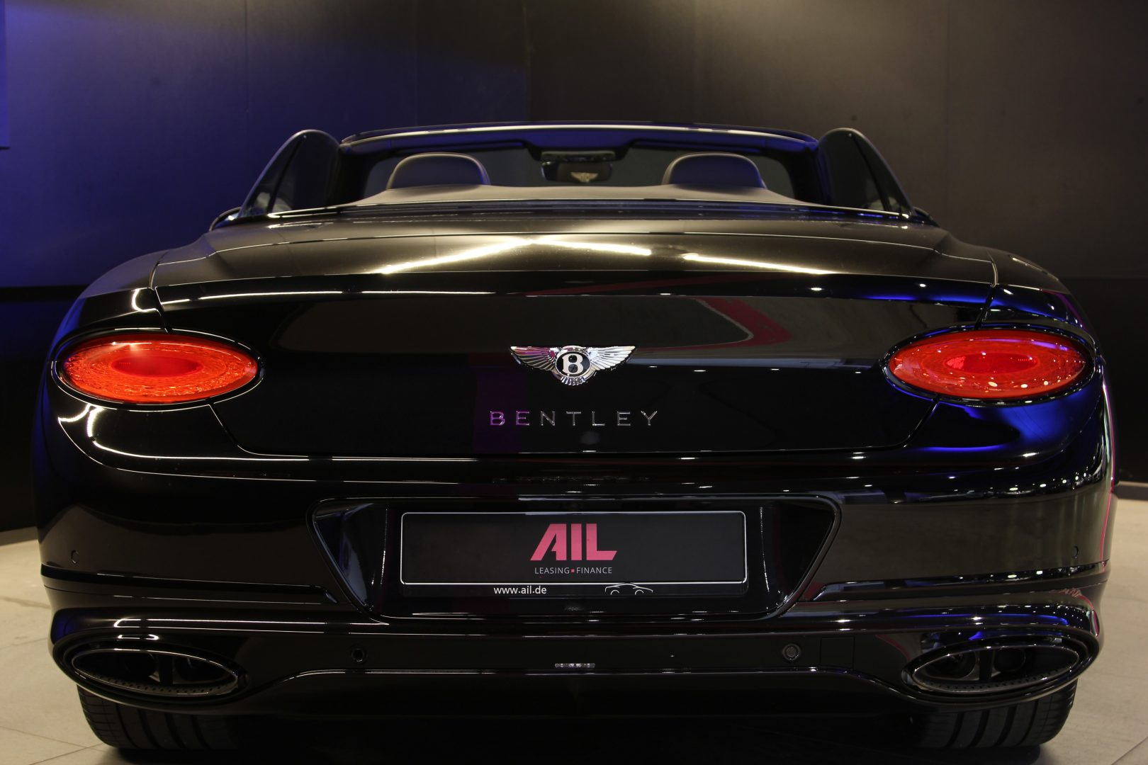 AIL Bentley Continental GTC First Edition Convertible W12 10