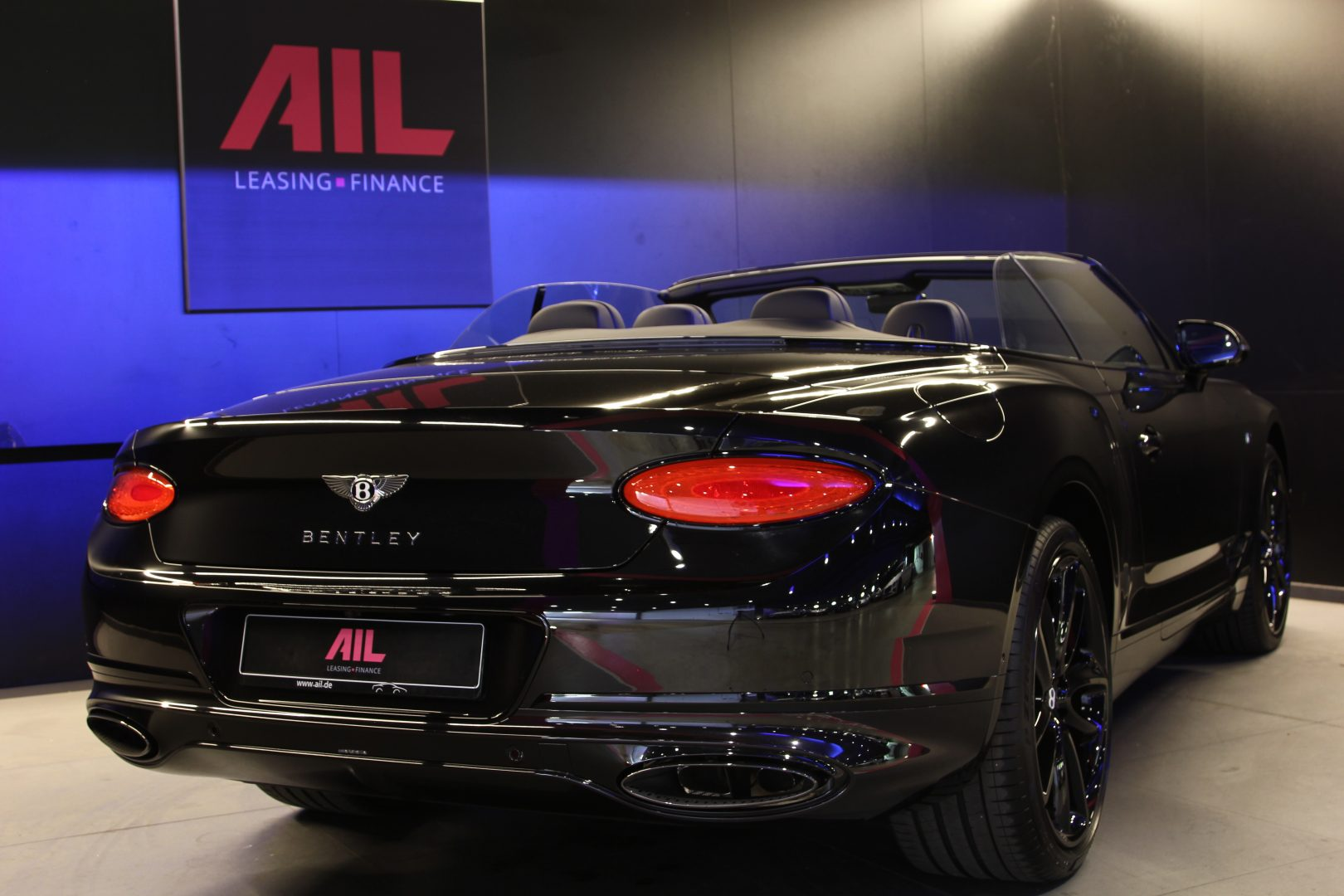 AIL Bentley Continental GTC First Edition Convertible W12 7